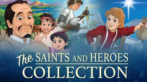 Saints & Heroes Collection