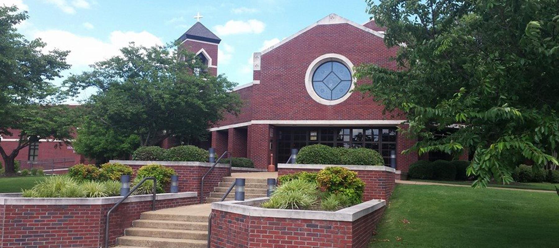 St  Mary's Catholic Church – Celebrating, Proclaiming