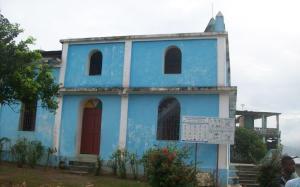 Haiti Parish Church
