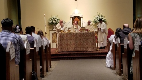 Consecration for First Holy Eucharist