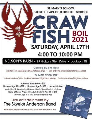 Crawfish Boil 2021